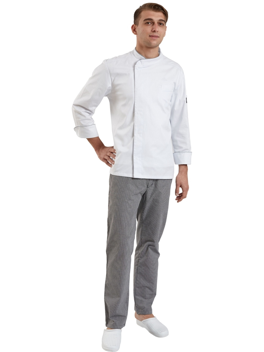 Chef Jacket Cool Work «CHILLI»